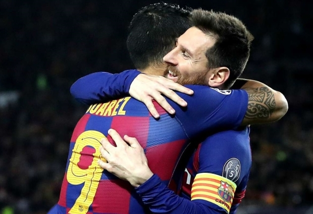 Barcelona 3 -1 Borussia Dortmund: Qualification sealed by Suarez, Messi and Griezmann