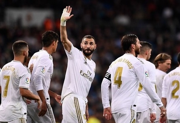Real Madrid 5 -0 Leganes: Karim Benzema Los Blancos' talisman again in easy win