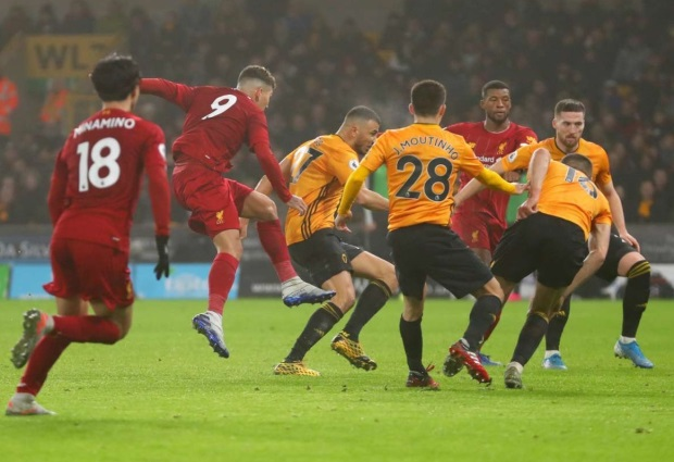 Wolves 1 -2 Liverpool: Firmino keeps Reds rolling after Mane injury