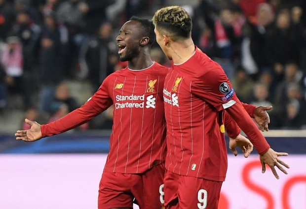 Salzburg 0 -2 Liverpool: Keita and Salah see Reds through in thrilling clash