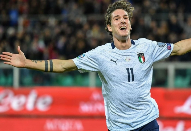 Italy 9 -1 Armenia: Azzurri complete stunning campaign with remarkable rout