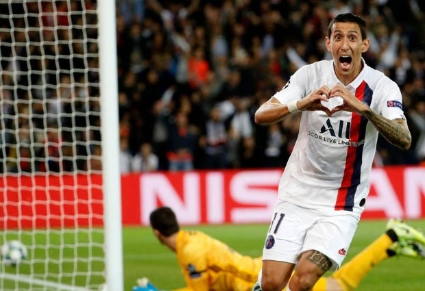 Paris Saint-Germain 3 -0 Real Madrid: Di Maria shines without Neymar, Mbappe and Cavani