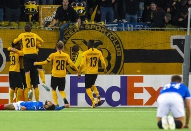 Young Boys 2 -1 Rangers: Fassnacht late winner stuns Gerrard's men