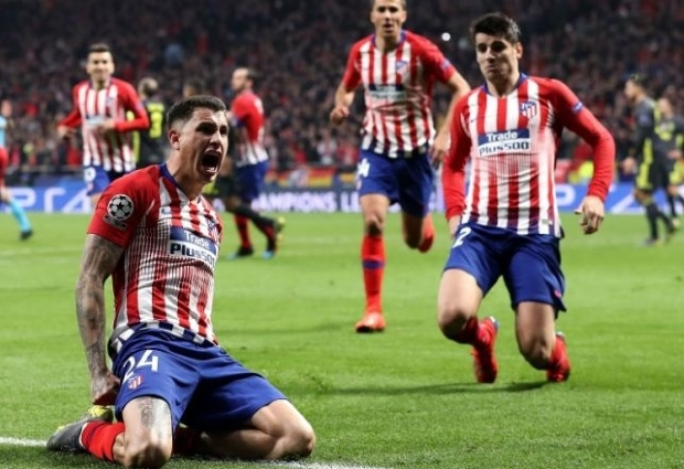 Atletico Madrid 2 -0 Juventus: Advantage Atleti after late double