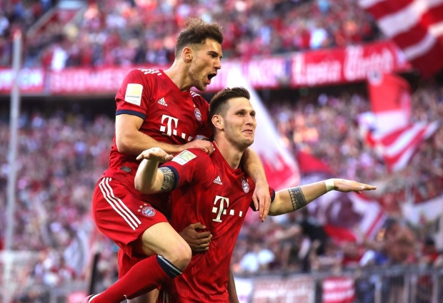 Bayern Munich 3 -0 RB Leipzig: Lewandowski's brace helps secure domestic double