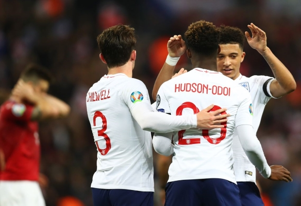 England 5 -0 Czech Republic: Sterling hat-trick gives Three Lions roaring start to Euro 2020 qualifiers