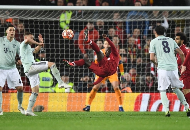 Liverpool 0 -0 Bayern Munich: Forwards fail to fire in Anfield stalemate