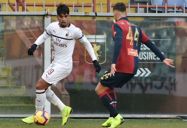Genoa 0 -2 AC Milan: Borini and Suso step up with Higuain left out