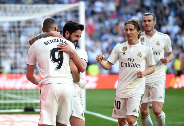 Real Madrid 2 -0 Celta Vigo: Isco and Bale rise to Zidane's second coming