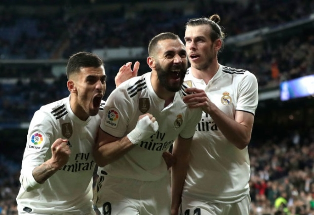 Real Madrid 3 -2 Huesca: Benzema strikes late to down LaLiga's bottom side