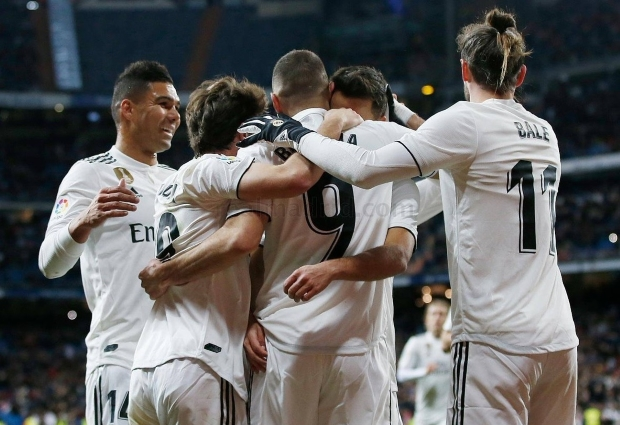 Real Madrid 3 -0 Deportivo Alaves: Karim Benzema hot streak continues in home win