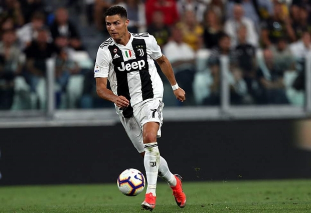 Cristiano Ronaldo continues remarkable scoring record with 20th Juve goal