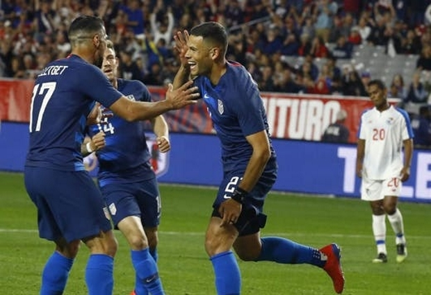 United States 3 -0 Panama: Gregg Berhalter enjoys winning debut