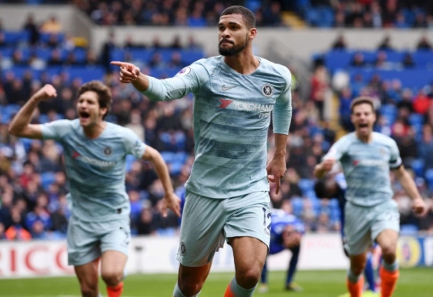 Cardiff City 1 -2 Chelsea: Loftus-Cheek header completes late turnaround
