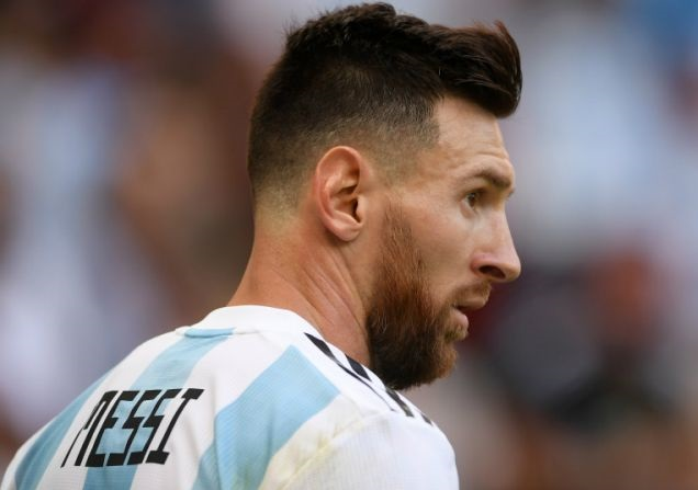 Argentina's Musso delighted with Messi return- 'It's an honour to have him back'