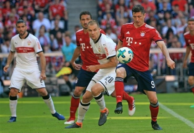 Bayern Munich 4 -1 Stuttgart: Kovac's men clinch seventh win in a row