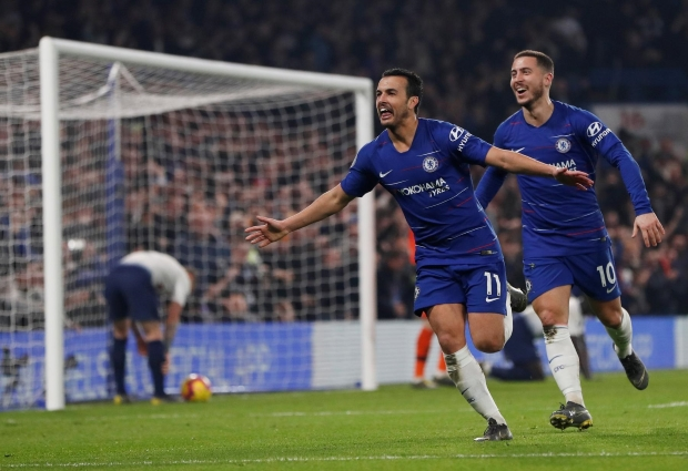 Chelsea 3 -0 Brighton and Hove Albion: Sarri's fringe players impress in easy win