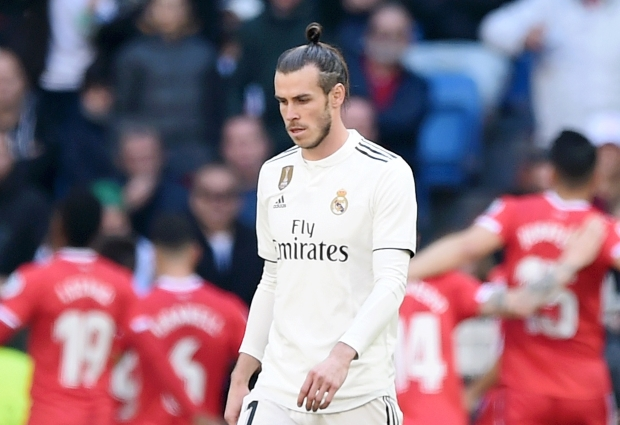 A Real loner: How Bale has become a pariah in Madrid