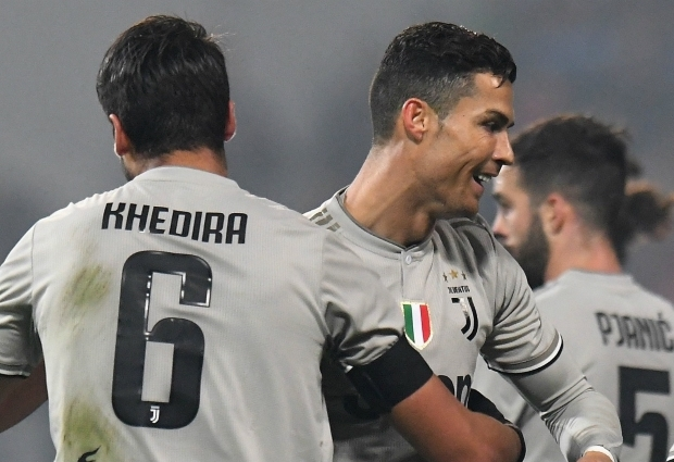 Sassuolo 0 -3 Juventus: Ronaldo on target as champions go 11 points clear