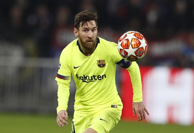 Lyon 0 -0 Barcelona: Messi off colour as Valverde's men are held