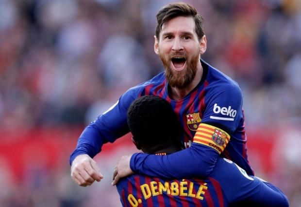 Lionel Messi scores 50th career hat-trick in Barcelona win