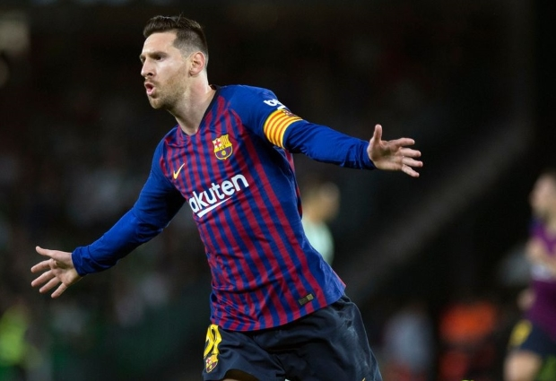 'I do not remember it happening before' - Messi grateful for Betis ovation