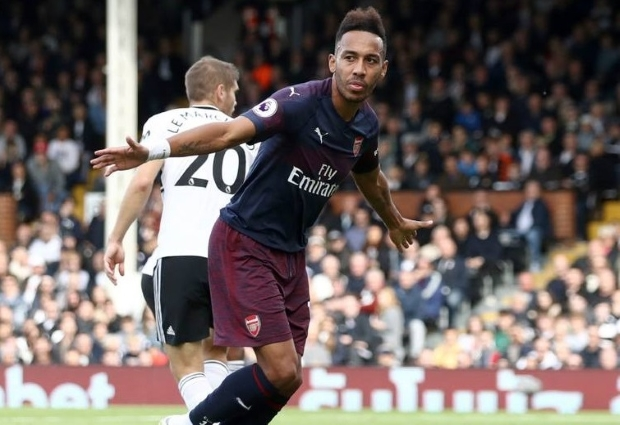 Fulham 1 -5 Arsenal: Lacazette leads Gunners to ninth consecutive win
