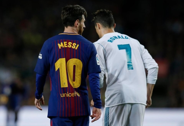 Cristiano Ronaldo suggests Lionel Messi 'maybe needs more' and sends invite to join him in Serie A
