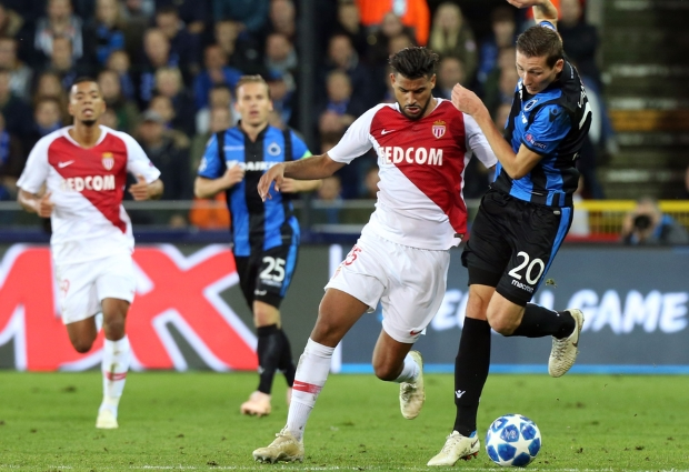 Club Brugge 1 -1 Monaco: Sylla strikes but Belgians deny Henry first win