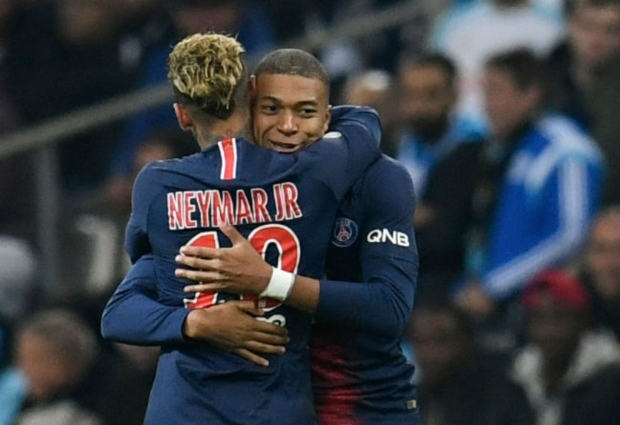 Paris Saint-Germain 2 -1 Lille: Mbappe and Neymar take record-breaking hosts 11 points clear