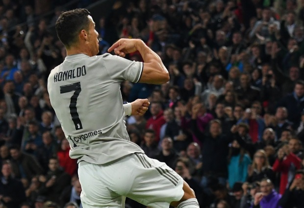 Udinese 0 -2 Juventus: Bentancur and Ronaldo extend winning run