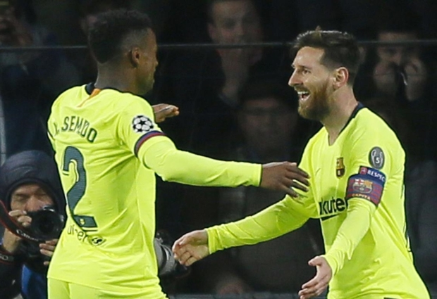 PSV 1 -2 Barcelona: Messi's genius wraps up top spot in Group B