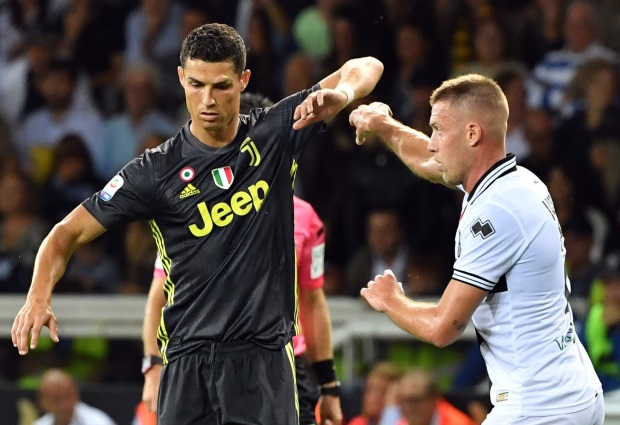 Parma 1 -2 Juventus : Dogged hosts downed but Ronaldo's wait goes on