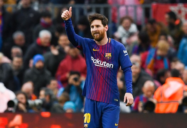 Barcelona - Atletico Madrid 1 -0: Lionel Messi strike sends Barca eight points clear