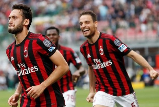 AC Milan 2 -1 Bologna: Gattuso clashes with Bakayoko as Rossoneri prevail