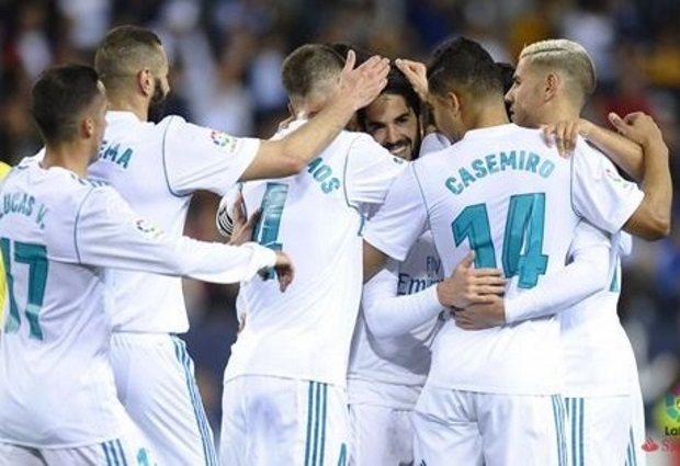 Malaga 1 -2 Real Madrid: Isco downs struggling former side