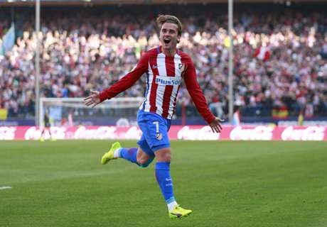 Atletico Madrid 3 -1 Sevilla: Griezmann stunner all but ends Sampaoli's title hopes