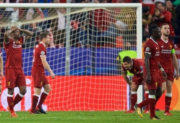 Sevilla 3 -3 Liverpool: Brainless defending surrenders three-goal lead after Roberto Firmino double