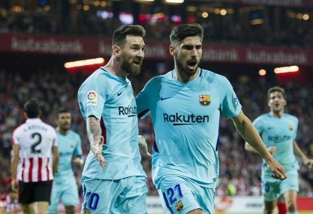 Athletic Bilbao 0 -2 Barcelona: Valverde victorious on his return to San Mames