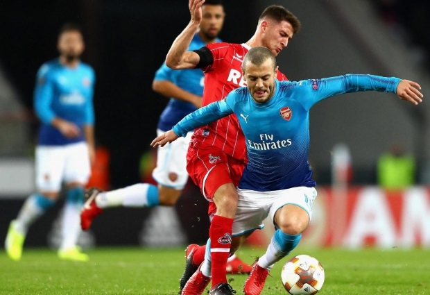 FC Cologne 1 -0 Arsenal: Arsene Wenger's dreadful run in Germany continues with unexpected loss