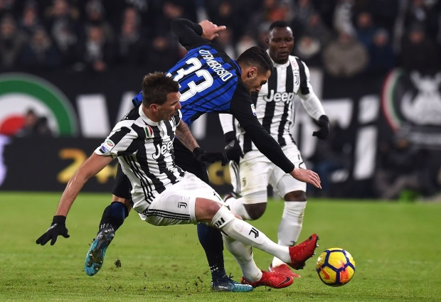 Juventus 0-0 Inter Milan: Keeper Samir Handanovic frustrates Juve as Nerazzurri stay top of Serie A
