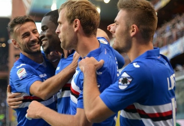 Sampdoria 3 -2 Juventus: Sampdoria hold on to record shock victory despite Juve staging late, late fightback