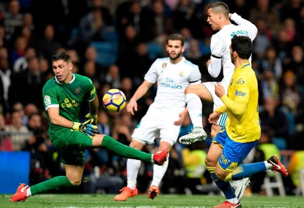 Real Madrid 3 - 0 Las Palmas: Ronaldo impresses as Asensio scores wonder goal