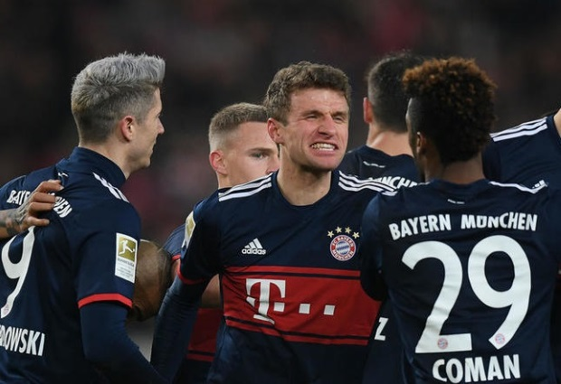 Stuttgart 0 -1 Bayern Munich Survives Late Drama Against Stuttgart