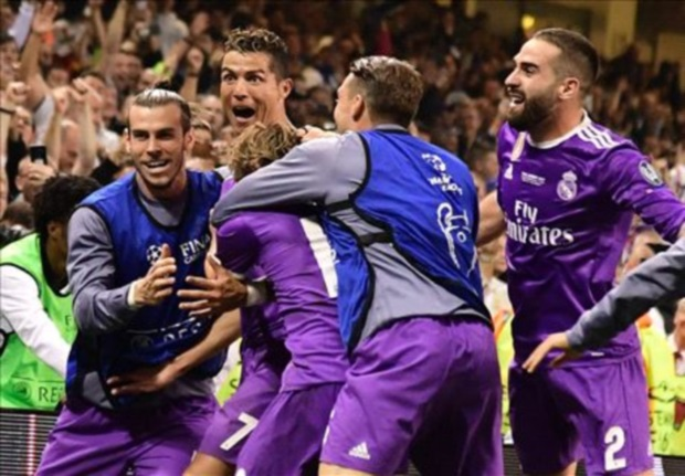 Juventus 1 -4 Real Madrid: Ronaldo double seals historic Champions League triumph