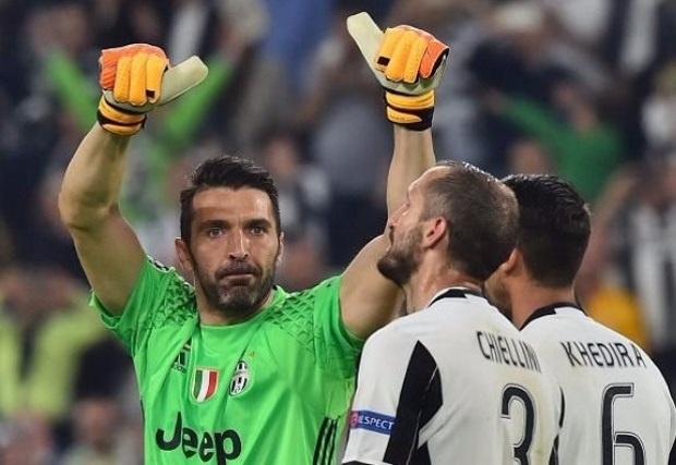 Juventus 3 -0 Cagliari : Buffon Saves Serie A's First Var Penalty In Comfortable Win