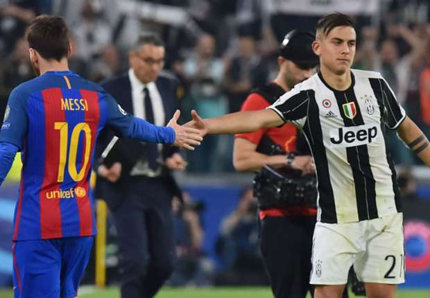 Juventus 3 -0 Barcelona: Dybala makes claim to Messi's throne as Barca fold again