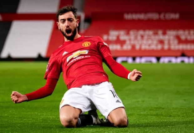 Manchester United's Bruno Fernandes sinks Liverpool in FA Cup thriller