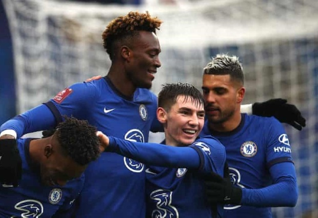 Chelsea's Abraham hits hat-trick against Luton but Werner frustration continues