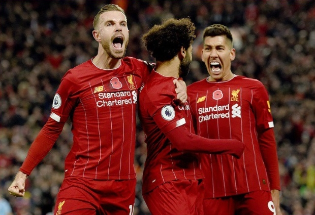 Liverpool 3 -1 Man City: Ruthless Reds take command of title race